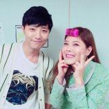 歌手LYN透露和演員晉久曾經是KTV之友