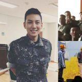 BIGBANG太陽、WINNER、池昌旭齊聚一堂,所為何事?