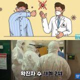 【武汉肺炎.COVID-19】韩国疫情「模范确诊者」!记下每天生活细节终使无再人受传染