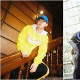 从皮夹克到卫衣  EXO CHEN新画报演绎时尚街头魅力