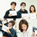 SBS新月火剧《福秀回来了》剧本练习照公开!主演俞承豪、赵宝儿等均出席
