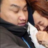郑俊英的「艰难归国路」照片被获选「本月最佳新闻摄影」