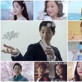 韓國熱播的...... 電視廣告! 必須有柳大尉!