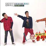 《Weekly Idol》始祖男團水晶男孩的耍賴隨機舞蹈XD