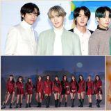 【百大偶像团体品牌评价】BTS防弹少年团再度夺冠 本月少女、BLACKPINK 分获二、三名