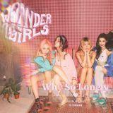 Wonder Girls明日回歸 曲目清單&四版本專輯封面公開