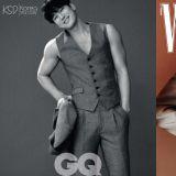 「时尚新宠儿」安普贤两大杂志品牌写真公开,这肌肉线条真的不能错过啊!