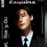 长发魅力变身!李钟硕《Esquire》画报展现「男性美」,从眼神就掳获你的心!