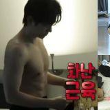 2PM俊昊引发全网心动!《我独自生活》运动展现结实肌肉&与猫咪互动反差萌形象超迷人~♥