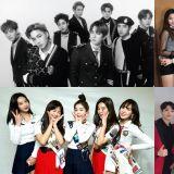 【11月聽什麼?】下個月KPOP超熱鬧!EXO、TWICE、Red Velvet和Wanna One都要回歸啦!