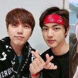 「92 Club」溫暖的友情認證!B1A4燦多去看BTS防彈少年團演唱會,為好友JIN應援!
