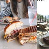 【首爾cafe】一覽梨泰院風光的屋頂咖啡廳:the 100 food truck