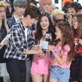《The Show4》直擊:Red Velvet奪冠欣喜捧獎盃