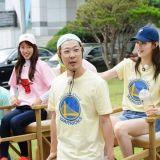 《Running Man》公開錄製花絮照 哈哈、李光洙為李聖經抬轎