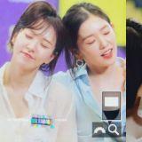 「青春剧的气息啊~」Red Velvet Irene&Wendy撞头后互看,笑得太可爱又幸福啦!