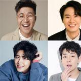 金善浩、VIXX成員Ravi確定加入《兩天一夜》主持群,全新六人組合引期待!