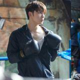 JYJ金在中變身為拳擊手 義氣出演好友Gummy新歌MV