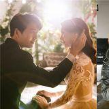 从「假想恋爱节目」到「实际走入婚姻」是第一对!李必模、徐秀妍今日(9日)举行婚礼