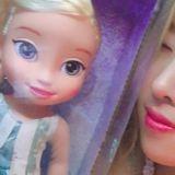 孔敏智摟Elsa自拍:像不像我?