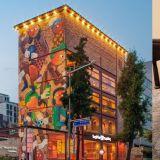 31冰淇淋第二家概念店於HIVE汉南开幕:咖啡X冰淇淋X艺术空间的结合!