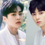 Wanna One黃旼炫當選「最適合黑髮的愛豆」第一名!