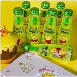 『小熊维尼蜂蜜柚子维他命C水』好可爱,好想集满10款外包装啊!