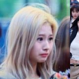 Sana不哭!TWICE Sana被KBS工作人员的应援感动失控,娜琏MOMO搀扶