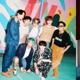 BTS防弹少年团再度征服《Kids Choice Awards》 入围三奖成功全拿!
