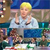 BIGBANG上《Radio Star》 太阳竟然说GD不会恋爱?
