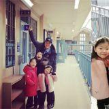 「彭部長」鄭雄仁的女兒們到《機智牢房生活》拍攝現場探班,還參觀了2舍6房呢!