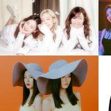 SM女團裡豐富多樣的小分隊組合!每一個都讓人超愛~❤