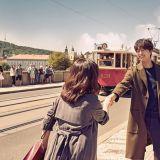 孔刘这组广告拍得像电影一般,好想变成女主角跟他出国旅游啊~!!!