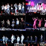 PSY、iKON、WINNER、I.O.I出席C-Festival超大型K-POP演唱会