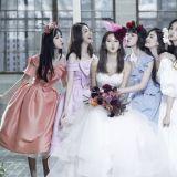 After school特級友情!成員合體與準新娘金正雅一同拍攝婚紗照