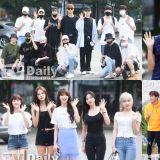 忧台风造成安全问题 《Music Bank》今日不公开上班路!