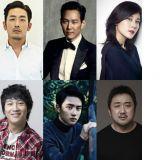 河正宇、車太賢、EXO都暻秀主演新片《與神同行》 將於12月上映