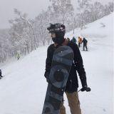 EXO灿烈开通个人Youtube频道 分享北海道滑雪美景