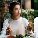 《河伯的新娘2017》南柱赫&申世景甜蜜对视 共享浪漫晚餐