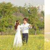《四子》公開最新劇照!朴海鎮、NANA在花田擁吻 畫面唯美浪漫
