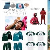 《魷魚遊戲》海外人氣爆發!歐美國家網上熱賣周邊商品:T-shirt、飯盒、外國人搶著玩這場遊戲~