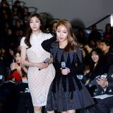 BoA金妍兒同台 歌壇女王VS花滑女王