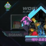BIGBANG未出演12/22《M! Countdown》仍霸氣奪首冠