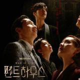 《The Penthouse》连 7 周称霸电视剧话题榜!《哲仁王后》、《驱魔面馆》获二、三名