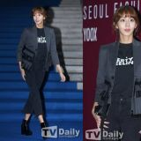 健康女神去哪了? UIE出席首爾時尚周活動身形爆瘦引發關注