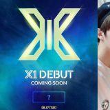 《Produce X 101》選出的男團「X1」官方公開出道預告照!8/27定案