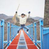 【江原道必玩】《無限挑戰》「出演」韓國最長橋:小金山懸索吊橋,今年免費開放!