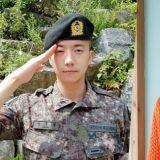 受新冠肺炎影响,2PM佑荣休假期间提早退伍