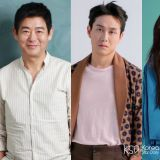 成東鎰、吳政世確定出演新劇《智異山》,與全智賢、朱智勛合作!還是《鬼怪》導演+《屍戰朝鮮》編劇啊!