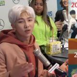 BTS防弹少年团RM说明新歌《Boy With Luv》&2014《Boy in Luv》的变化与成长!