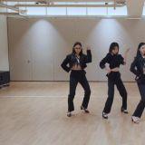 aespa全员黑西装练舞影片曝光!韩网友看完起争议:哪家公司穿这样上班